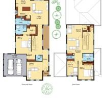 Bayside-Series-2-Colored-Floor-Plan