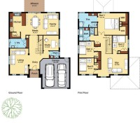 Canterbury-Series-2-MBR-Colored-Floor-Plan