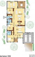 Entertainer-289-Colored-Floor-Plan