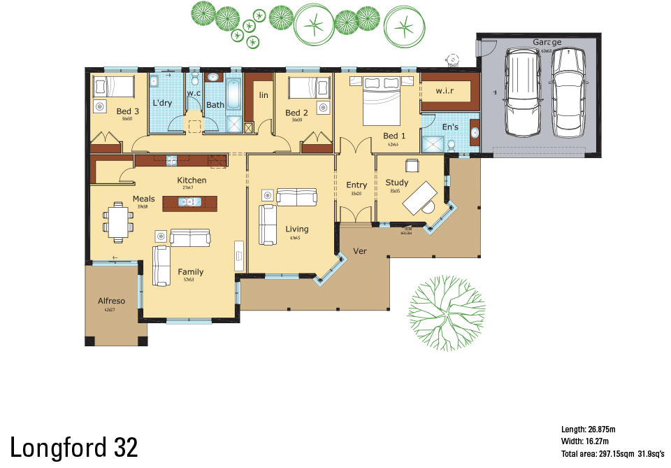 Longford Little Constructions – Longford Homes Floor Plans