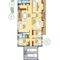 Vista-345-Colored-Floor-Plan