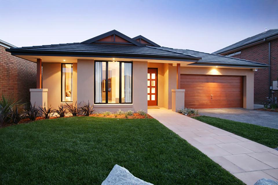 flat roof garage ideas - Montana Little Constructions