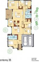 Monterey-Series-2-35-Colored-Floor-Plan