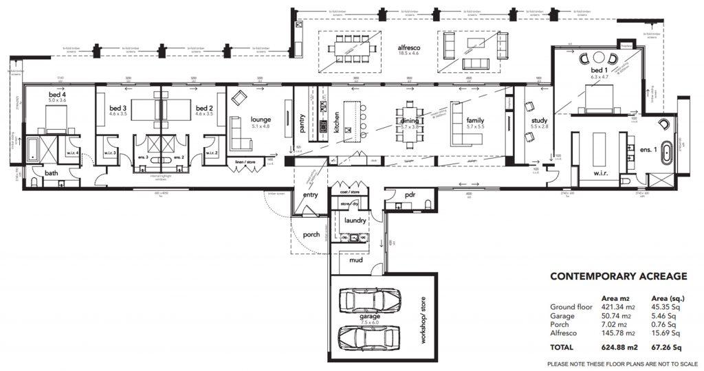 Orchard bel air floor plan thefloors co for 10 bellair floor plans